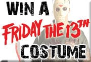 Win Friday the 13th Jason Voorhees costume