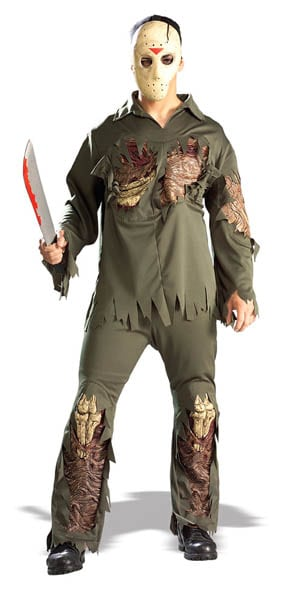 Win a friday the 13th jason voorhees costume in our killer we have a brand new friday the 13th jason voorhees costume from jokers masquerade to give away to one lucky winner become one of horrors most solutioingenieria Choice Image