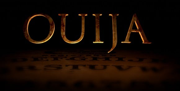 UK poster for 'Ouija' tries to tell us its just a game