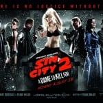 Official Quad Poster Revealed for SIN CITY 2: A DAME TO KILL FOR
