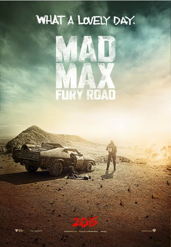 Mad Max - Comic Con Signing Art