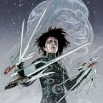 EDWARD SCISSORHANDS GETTING SEQUEL COMIC