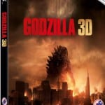 GODZILLA Stomps Its Way onto DVD, Bluray and 3D in UK on 27th October 2014