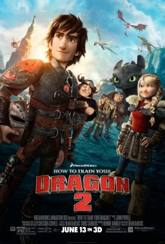'HOW TO TRAIN YOUR DRAGON 3' PUT BACK AGAIN...TO 2019!