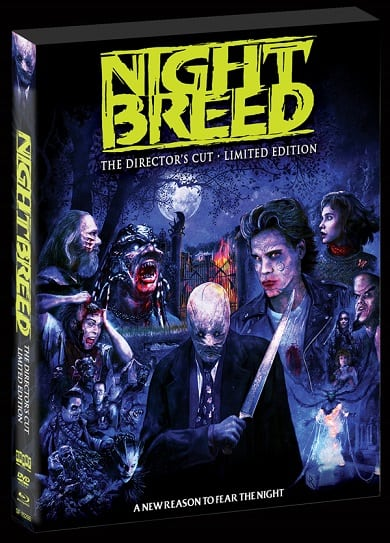 nightbreed the directors cut us bluray dvd release