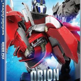 Transformers Prime Season 2 Vol 1: Orion Pax - Available on DVD and VOD now