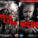 Win WASTELAND and MCCANICK on DVD In Our Competition!