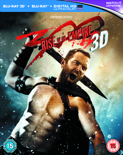 300: Vzestup říše / 300: Rise of an Empire (2014) 3D