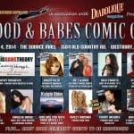 BLOOD & BABES COMIC CON Set For 12-14th September 2014 in New York