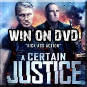 Win A Certain Justice on DVD