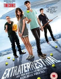 Extraterrestrial (2011), review: Released 1st September on DVD