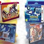 LIMITED EDITION STEELBOOK SOFTWARE BUNDLES REVEALED FOR BOTH POKÉMON OMEGA RUBY AND POKÉMON ALPHA SAPPHIRE – COMING 28th NOVEMBER TO NINTENDO 3DS