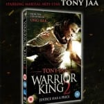 Win Martial Arts Flick WARRIOR KING 2 on DVD In Our Competition!