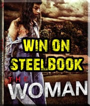 Win The Woman on Steelbook