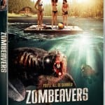 ZOMBEAVERS To Attack on DVD and Blu-Ray on 20th October 2014 in UK Following Film4 FrightFest Screening
