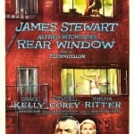 HITCHCOCK MASTER OF SUSPENSE #40: REAR WINDOW [1954]