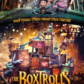 THE BOXTROLLS [2014]: in cinemas now  [short review]