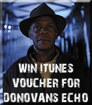 Win iTunes Voucher for Donovan's Echo