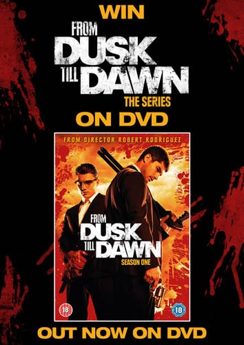 Win From Dusk Till Dawn Season One on DVD