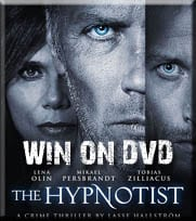 Win The Hypnotist on DVD