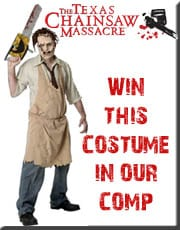 Win Leatherface costume
