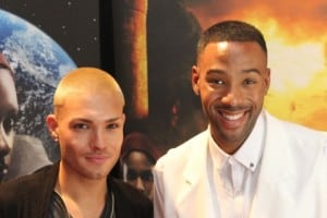 HCF exclusive interview with Okora: The Prelude writers/directors Lexx James and Lyston Laurence