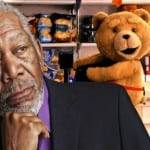 Awesome casting news! Morgan Freeman to appear in 'Ted 2'