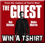 Win The Guest t-shirts
