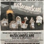 Win A Chance To Develop Your Script With Eli Roth If You Scare His Panel of Judges with #6SecondScare