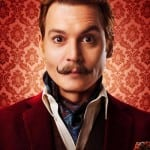 Four Character Posters Revealed For Cad Comedy MORTDECAI