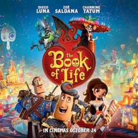 THE BOOK OF LIFE ]2014]: in cinemas now  [short review]