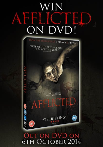 Win Afflicted on DVD