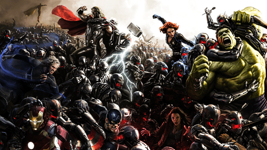 'The Avengers: Age of Ultron' trailer has arrived, and things get epic, serious and very dangerous