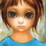 Don't cry over this first poster for Tim Burton's 'Big Eyes'