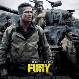 FURY [2014]: in cinemas now  [short review]