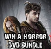 Win a horror DVD bundle with HORNS