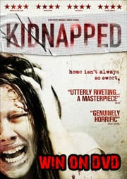 Win Kidnapped on DVD