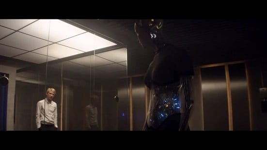 New clip and featurette delve a little deeper into Alex Garland's 'Ex Machina'