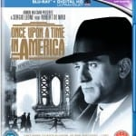 ONCE UPON A TIME IN AMERICA Extended Director's Cut Releases on Blu-Ray in UK