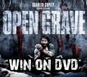Win Open Grave on DVD