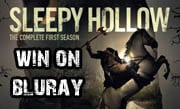 Win Sleep Hollow Season 1 on Bluray
