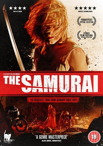 Till Kleinert Interview - The Samurai is released on DVD and on demand on 13th April
