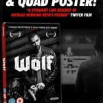 Win a WOLF DVD and Poster In Our Competition!