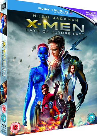 Win X-MEN: DAYS OF FUTURE PAST on Blu-Ray in Our Competition!