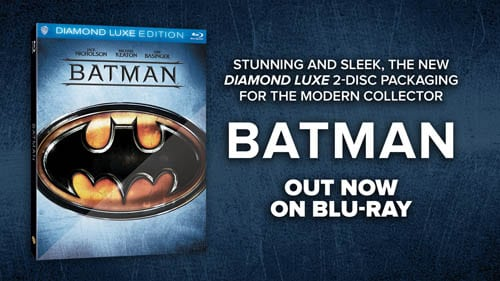 Win Batman on Blu-Ray