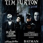 Grimm Up North To Host TIM BURTON SEASON Screenings in Manchester Starting December 2014