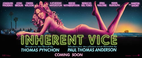 Official Trailer and Two New Clips For Paul Thomas Anderson's INHERENT VICE
