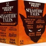 Arrow Video To Unleash SIX GOTHIC TALES Box Set Starring Vincent Price