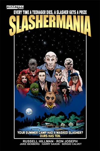 slashermania