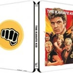 Zavvi Exclusive THE KARATE KID, EASY RIDER and DR. STRANGELOVE Steelbooks Available To Pre-Order